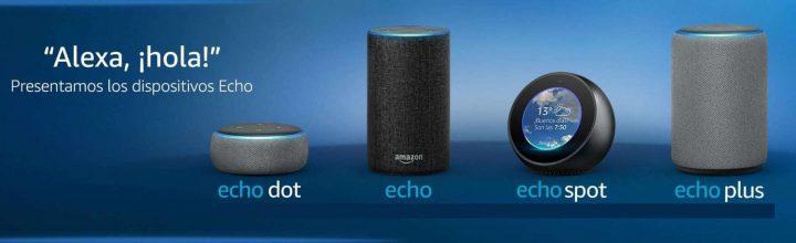 Chollazo Asistente Digital Echo Alexa de Amazon al 20% de descuento