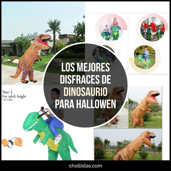 Ofertas para Halloween: Disfraces de dinosaurio