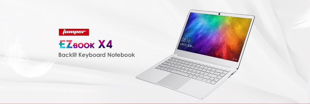 NOVEDAD: Oferta portátil Jumper Ezbook X4 por 256 euros (Oferta de Lanzamiento)