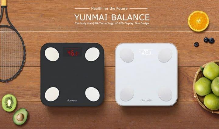 Báscula Xiaomi Yunmai Mini 2 comprar barato al precio minimo de oferta con cupón descuento. Con envío GRATIS Libre de aduanas para España.