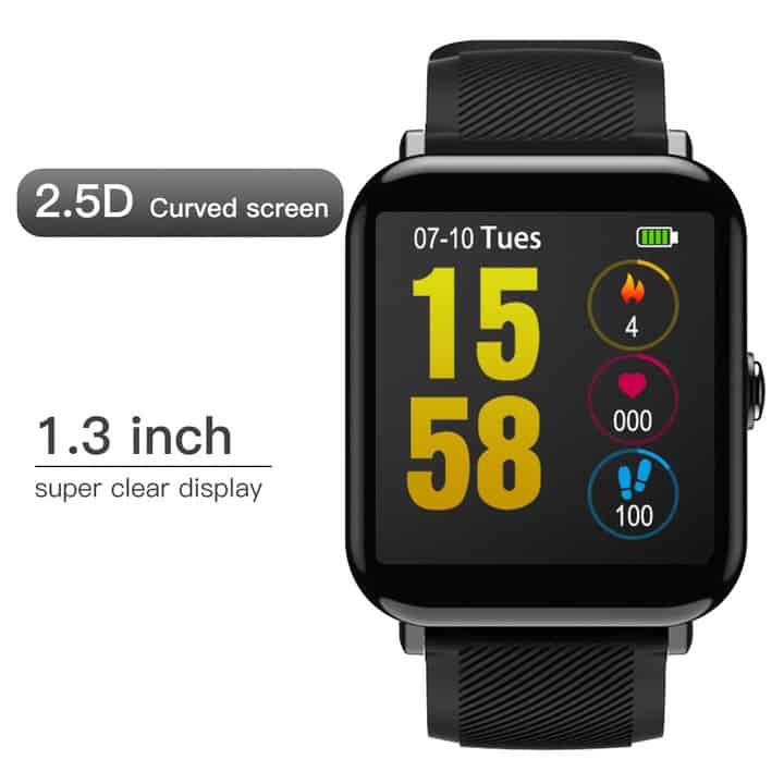 Oferta smartwatch Oukitel W2 por 23 euros (Oferta FLASH)