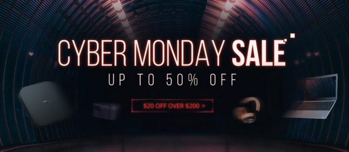 Las ofertas del Cyber Monday en Gearbest