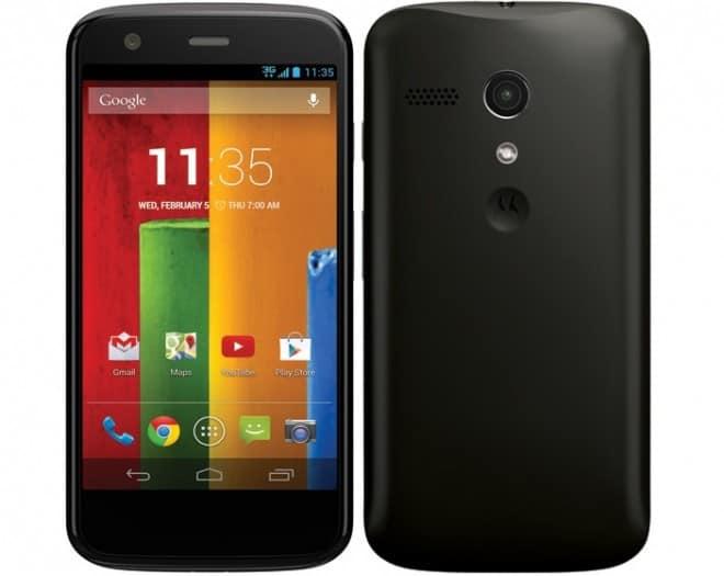 ¡Oferta! Motorola Moto E (2nd Gen) libre 54 euros 30% de descuento