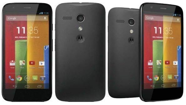 Motorola Moto G con 40 euros de descuento ¡¡¡Chollo!!!
