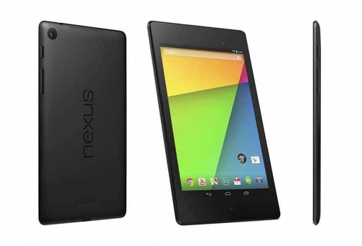 Tablet Nexus 7 de 32 Gb a 209 euros. Solo Hoy