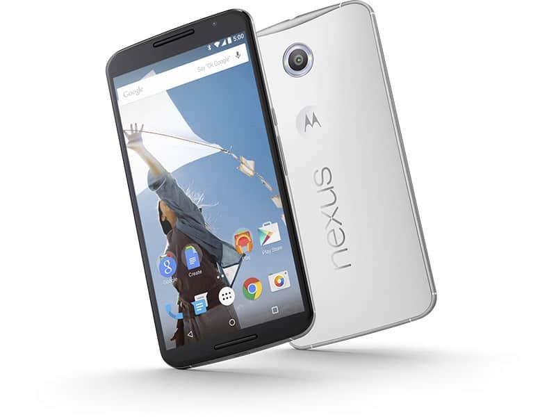 Nuevo Google Nexus 6 por 586 euros. Un ahorro de 60 euros