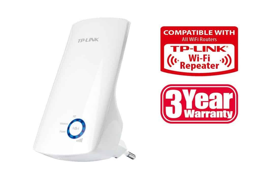 Chollo Repetidor Wifi TP-Link por 16 euros. Ahorra 18€