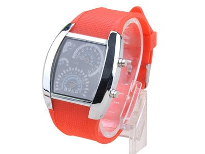 Reloj deportivo tecnología LED por 3 euros