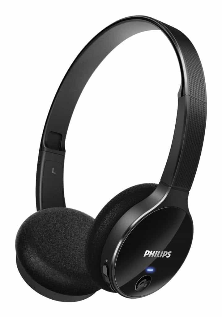 Auriculares de diadema abiertos Bluetooth Philips por 34,36 euros, descuento 31%