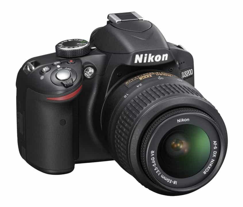 Nikon D3300 por 289 euros. Las mejores reflex por menos de 400 euros
