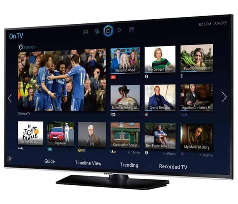 Oferta: Smart TV Samsung 40H5500 por 440 euros