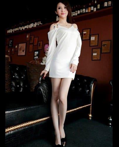 Vestido corto ajustado en varios colores por sólo 12 euros