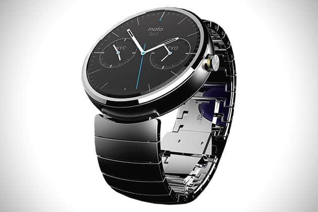 Oferta: Reloj smartwatch Motorola Moto 360 por 195 euros . Ahorra 50 euros