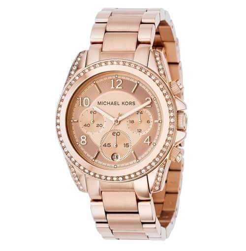 Chollo: Reloj Michael Kors por 129 euros (54% dto.)