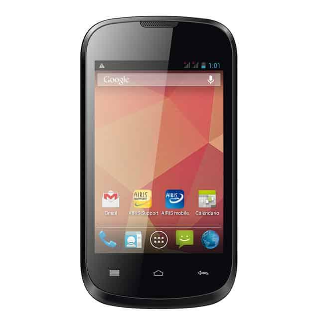 Chollo: Smartphone libre 3,5'' AIRIS TM360 con Dual SIM por 49 euros