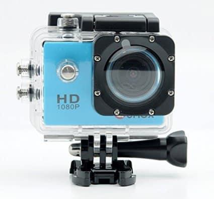 Oferta Cámara tipo GoPro HD impermeable por 68 euros