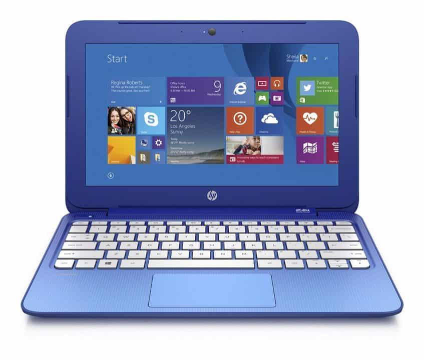 "Oferta portátil HP de 11.6"" por 253 euros"