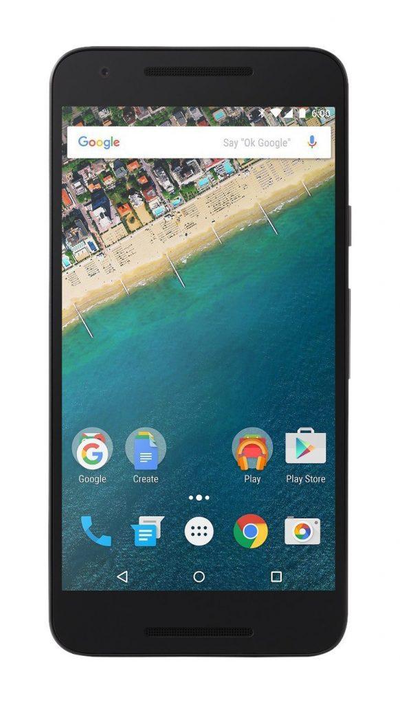Oferta Nexus 5X por 259 euros (Ahorra 170 euros)