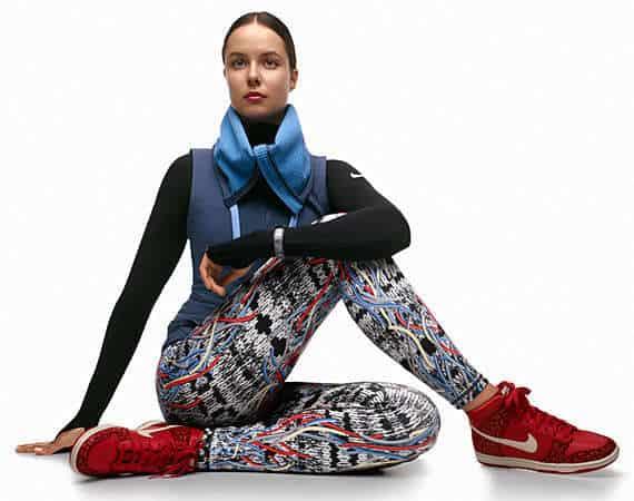 Oferta Nike mujer. 40% de descuento