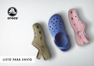 Oferta sandalias CROCS a mitad de precio