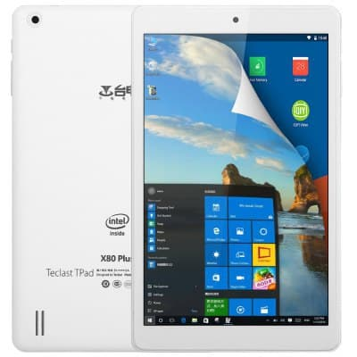Tablet Teclast X80 Plus por 79 euros