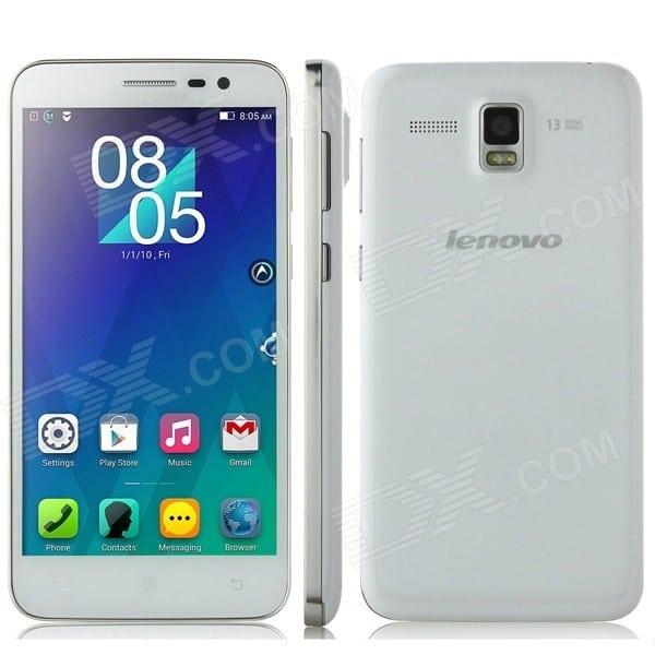 Chollo smartphone Lenovo A806 por 86 euros