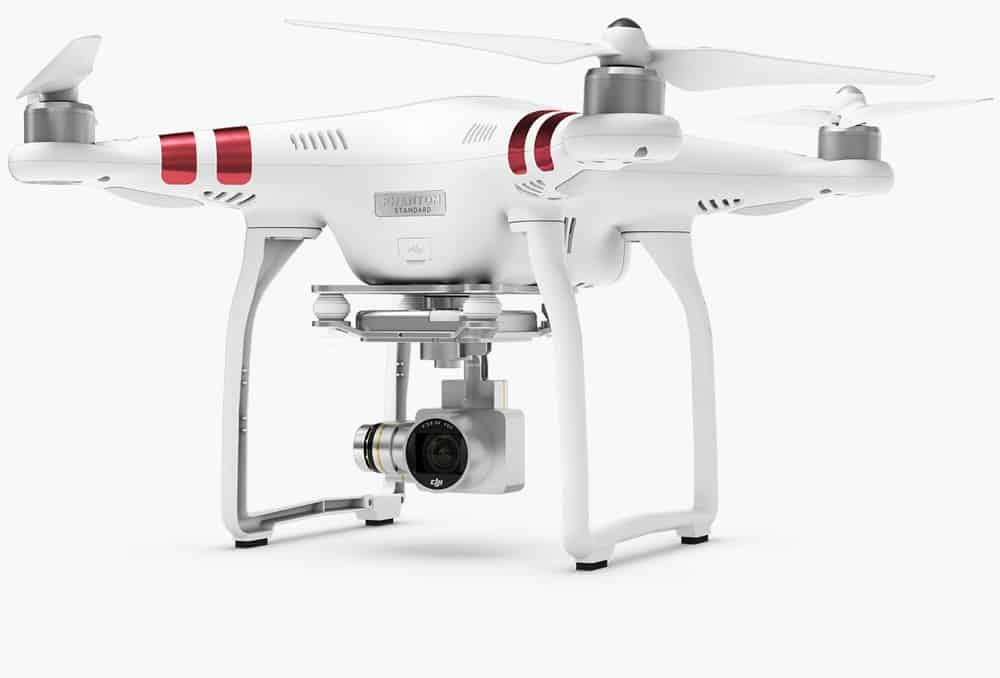 Chollo Drone DJI Phantom 3 por 399 euros (Cupón 50 euros)