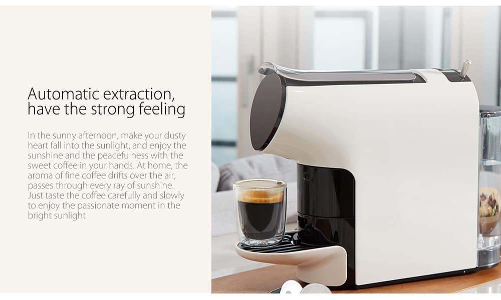 Cafetera Xiaomi Scishare de oferta