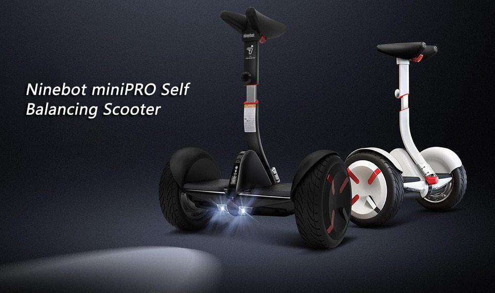 Oferta Xiaomi Ninebot Mini PRO por 417 euros (Oferta FLASH)