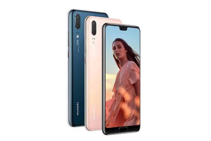 Oferta Huawei P20 128GB por 509 euros (Oferta FLASH)