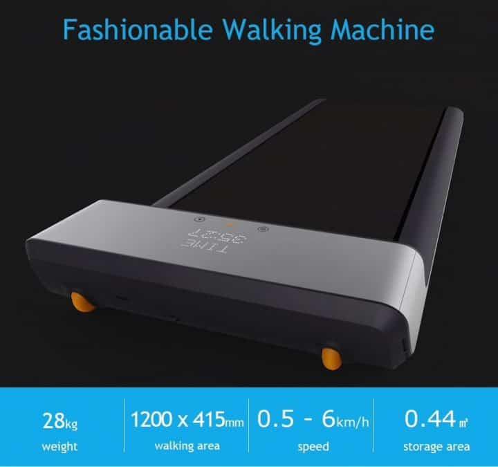 Oferta cinta de andar en casa plegable Xiaomi por 431 euros (Oferta FLASH)