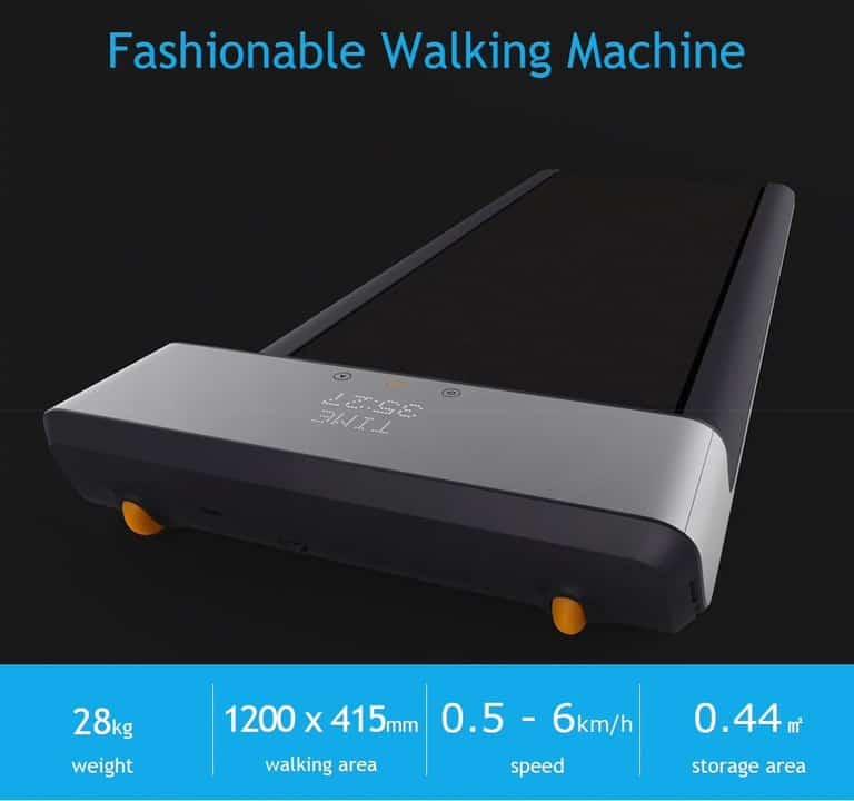 NOVEDAD: Oferta cinta de andar en casa plegable Xiaomi por 431 euros (Oferta FLASH)
