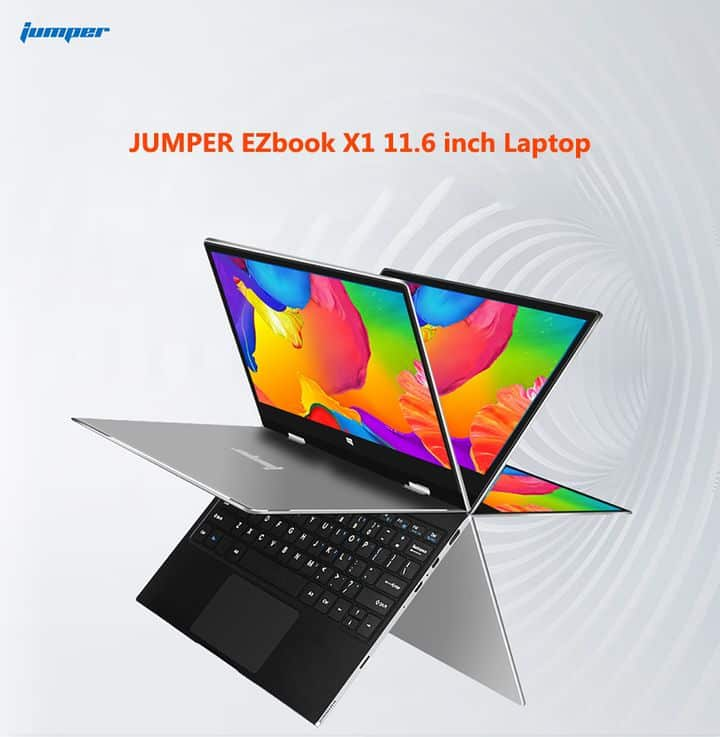 Jumper Ezbook 4x