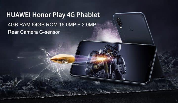 Huawei Honor Play comprar barato al precio minimo de oferta con cupón descuento. ✅ Con envío GRATIS ✅ Libre de aduanas para España.