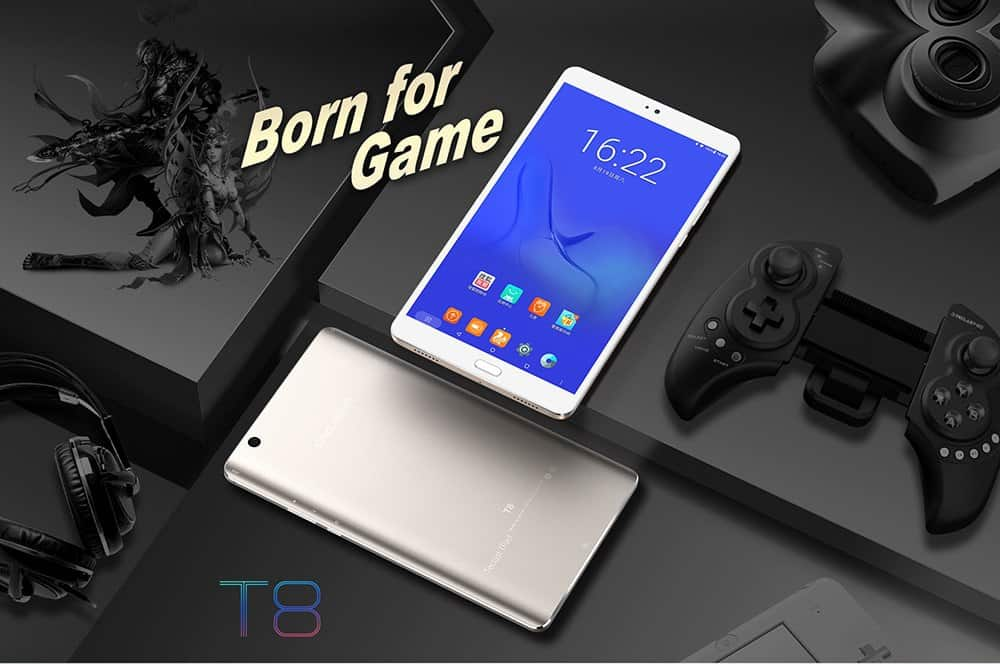 Tablet Teclast Master T8 de oferta por 113 euros (Oferta FLASH)