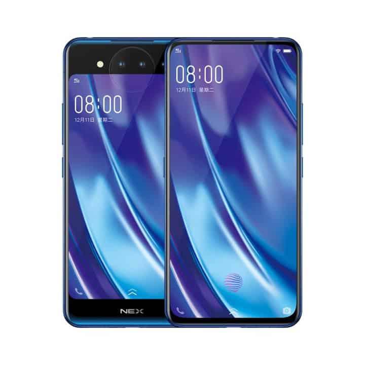 Vivo NEX Dual Display de oferta por 640 euros (Oferta FLASH)