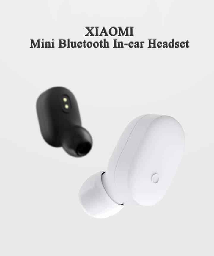 Oferta auricular bluetooth Xiaomi LYEJ05LM por 10 euros (Cupón Descuento)
