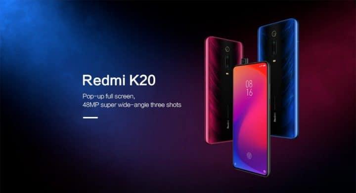 Xiaomi Redmi K20 comprar barato al precio minimo de oferta con cupón descuento. Con envío GRATIS Libre de aduanas para España.