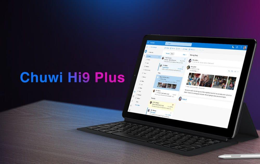 Comprar barato Chuwi Hi9 Plus por 153 euros (Cupón Descuento)
