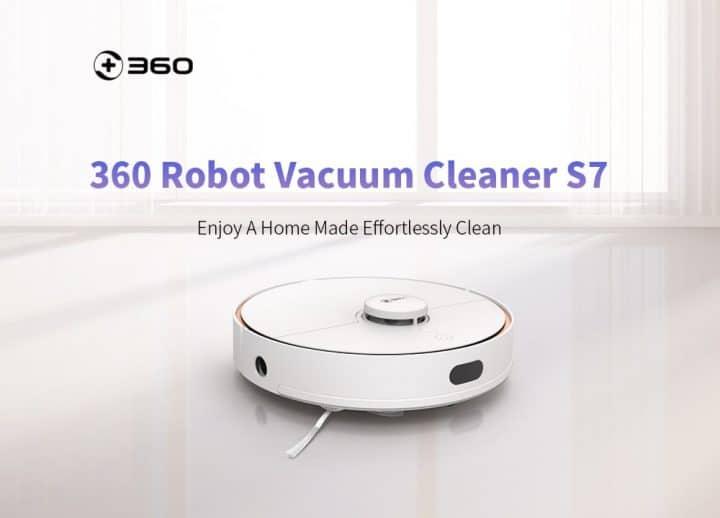 Robot limpiador 360 S7 comprar barato al precio minimo de oferta con cupón descuento. Con envío GRATIS Libre de aduanas para España.