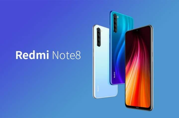 Xiaomi Redmi Note 8 comprar barato al precio minimo de oferta con cupón descuento. Con envío GRATIS Libre de aduanas para España.