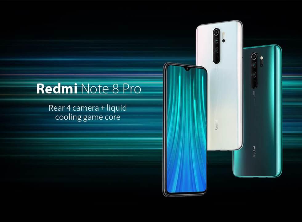 Comprar barato Xiaomi Redmi Note 8 PRO de oferta por 282 euros (Cupón Descuento)