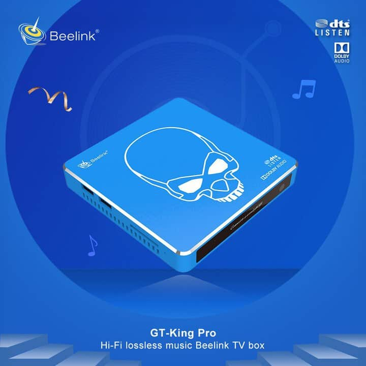 Oferta Android TV Box Beelink GT-King Pro por 127 euros (Oferta FLASH)