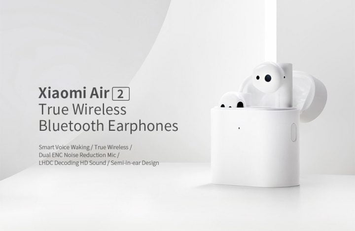 Xiaomi Mi Airdots Pro 2 comprar barato al precio minimo de oferta con cupón descuento. Con envío GRATIS Libre de aduanas para España.