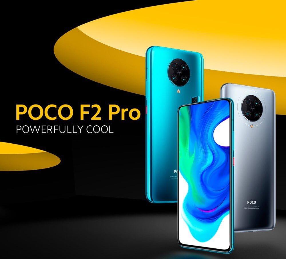 Xiaomi POCO F2 PRO de oferta por 415 euros (Cupón Descuento) 4 poco f2 pro