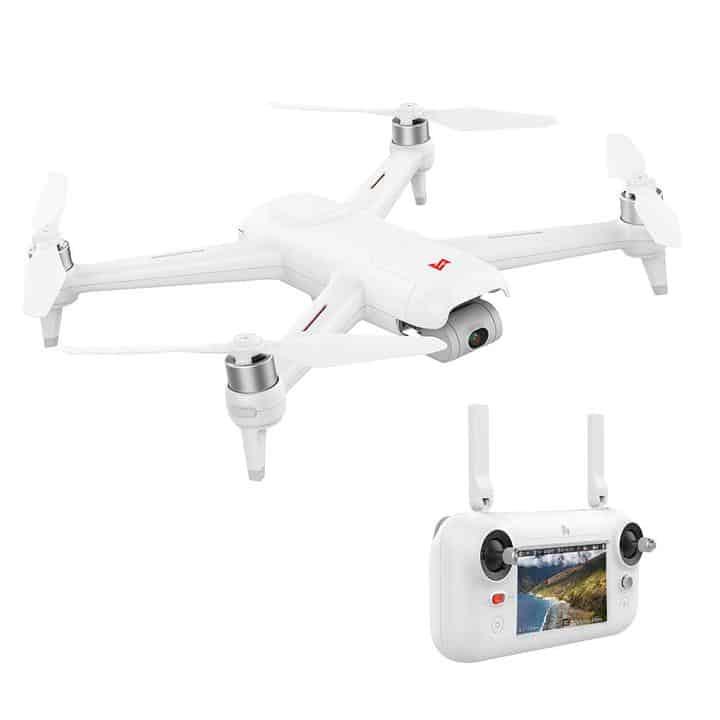 Drone Xiaomi FiMI A3 de oferta por 227 euros (Cupón Descuento)