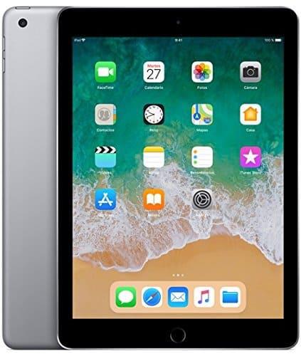 Oferta Apple iPad 2018 por 299 euros desde España (Cupón Descuento)