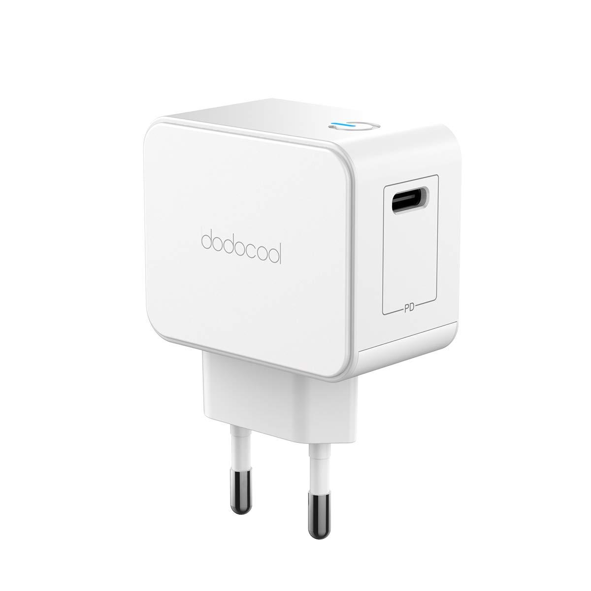 Oferta Cargador USB tipo C dodocool por 7,99 euros (Cupón Descuento)