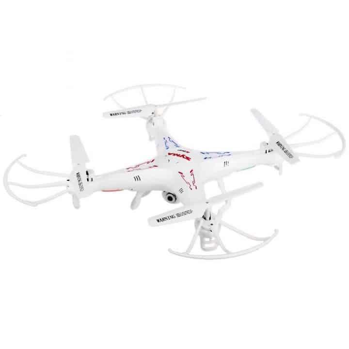 Dron Syma X5C con cámara HD de oferta por 38,99 euros (Cupón Descuento)