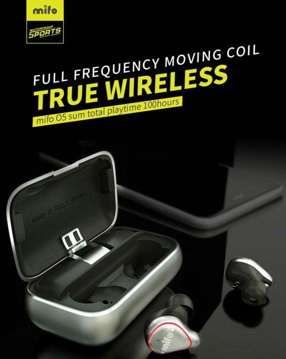 Mifo O5 auriculares inalámbricos topes de gama de oferta desde España
